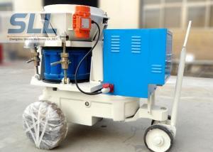 China 380V / 415V / 440V / Electric Drive SPZ - 9 Shotcrete Machine saving labor working. on sale