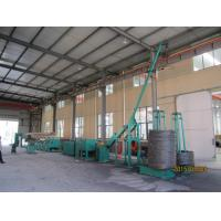 China 2.2kw Mechanical Wire Descaling Machine With Row Brushes For Steel Wire Surface Cleaning on sale