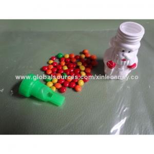 China Habas de jalea rosadas del chocolate/habas del cacao de la fermentación 24 meses de tiempo del estante on sale