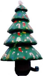 China Indoor Inflatable Christmas Tree / Custom Shaped Balloons For Celebration on sale