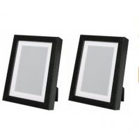 Ribba 5x7 Picture Frame. Black. Set of 2