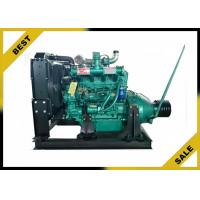 High Power Mechanic Diesel Engine Long Service Time , 56 KW Diesel Engines For Angriculture
