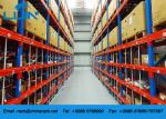Steel Heavy Duty Storage Racks For Warehouse 800-6,000 Kgs / Beam Level