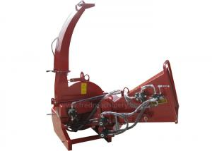 China Direct Drive Pto Chipper Shredder With Hydraulic System And Oil Tank on sale