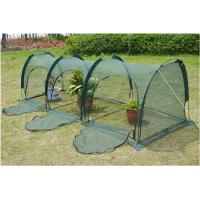 Modern Portable Garden Shade Netting , Pop Up Fruit Cage Grow Tunnel Customized Each in an oxford 12 KGS