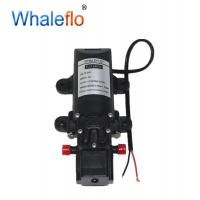China Whaleflo 3.8LPM 35PSI 24V small self-priming 1.2M suction diaphragm water pump on sale