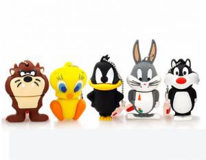 China animal 4G Daffy 8G Duck 16G Bugs Bunny Crow Lion cat  Pendrive Memory Stick on sale