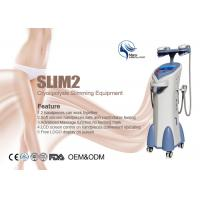 China Cold Lipolysis Body Weight Loss Cryolipolysis Fat Freezing Machine 2 Handpieces on sale