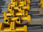 Double Ended Hydraulic Steering Cylinder / Hydraulic Piston Cylinder