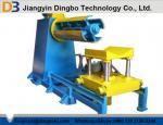 5 toneladas de máquina hidráulica de Uncoiler Decoiler