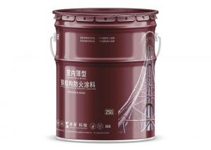 China China  intumescent Fire Retardant Paint coating with UL test certification For Structural Steel  UL listed on sale