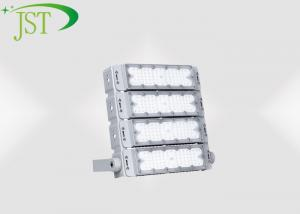 China Silver Color Outdoor LED Security Flood Lights Pure Aluminum Good Color Rendering on sale
