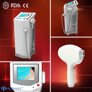 China Portable new 2014 promotion 808nm laser diode hair remover machine with lowest prices on sale
