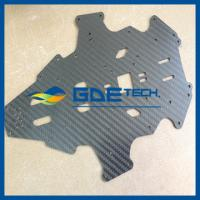 CNC Carbon Fiber Plate/Sheet,carbon fiber quad copter frames,Custom Carbon Fiber Parts,Car
