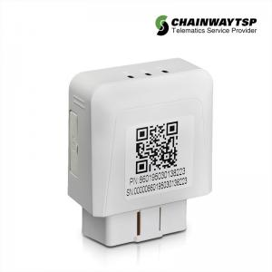 China Advanced vehicle tracking mobile tracking software, connected car solutions with 4GOBD, wifi Hotspots and mobile apps on sale