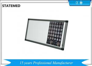 China Hospital Clinical LED X Ray Film Viewer Double Panel With Highly Brightness on sale