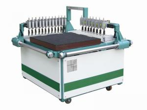 China Manual Structural Glass Cutting Machine on sale