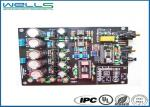 Sensor Board Pcba Industrial PCB Industrial Controller SMT Assembly Class 2 IPC