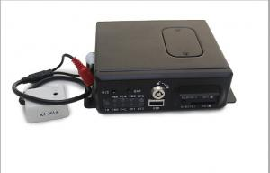 China Dual 128GB SD Card 3G Mobile DVR , WIFI / GPS Car DVR 4 channel on sale