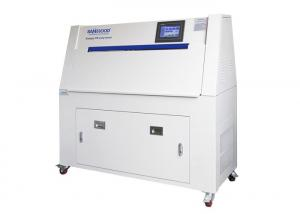 China Environmental  UV Aging Chamber  For The Sunlight Resistant Test Of Nonmetallic Materials on sale