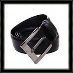 Stigmatisez la ceinture «Fuliter» 093 ceintures en cuir véritables d'hommes de vache bonne qualité
