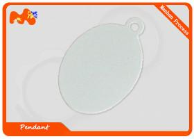 China Sublimation Stainless Steel Dog Tag Chain / Plated Mens Dog Tag Chain supplier