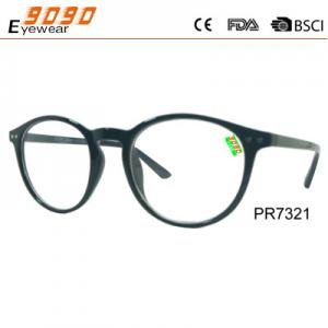 ec95b8fe14 Quality 2018 new design reading glasses plastic hinge