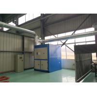9 Filters Central Metal Plasma Dust Collector With Separated Electrics Box
