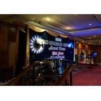 1R1G1B P3.9 Indoor SMD LED Display Full Color Event Use 500*500mm Cabinet
