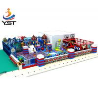 Theme Customized Design Hot Sale Kid Merry Go Round Indoor Playground Equipment