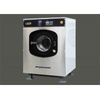 Heavy Duty Laundry Industrial Washer Extractor With Dryer Front Load 100 Kg