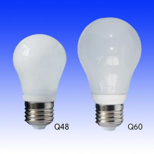 China 6watt led Bulb lamps|360 degree light ceramic ball bulb lamps |indoor lighting on sale