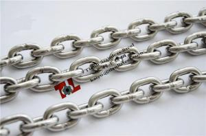 BRAND NEW 3MM STAINLESS STEEL 316 LONG LINK CHAIN