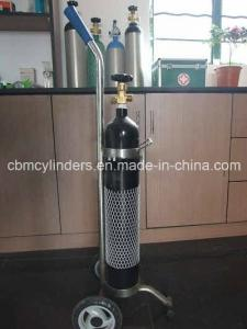 China Single Tank Holders (Oxygen Carts) on sale