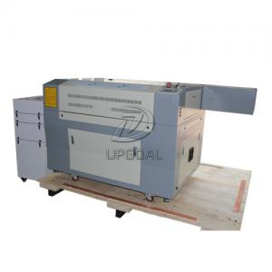 130W 20mm Thickness Acrylic Co2 Laser Cutting Machine with Air