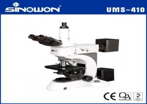 China Upright Metallurgical Microscope With Infinite Plan Achromatic Objective on sale