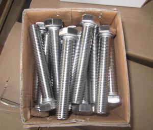 China 304 316 B8M Stainless Steel Screws Bolts M6 - M64 on sale