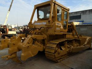 China KOMATSU D85Second Hand Bulldozers Year 2008 , Japan Second Hand Dozers For Sale on sale
