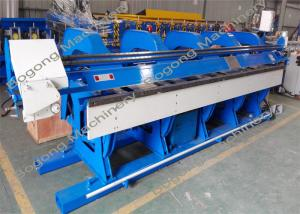 China 4 / 6 Meters Sheet Slitter Folder Machine With Hydraulic Speed Control on sale