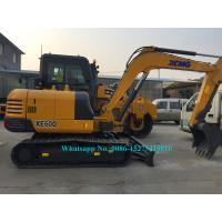 Heavy Construction Vehicles Small Wheeled Excavator Bucket Capacity0.23CBM