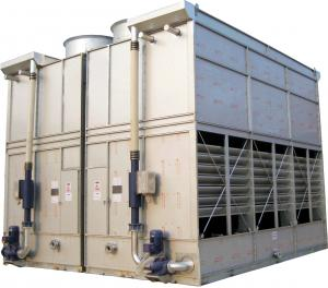 China High Efficiency Evaporative Type Condenser , Air Cooled And Water Cooled Condenser on sale