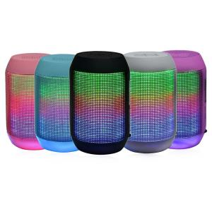 China Subwoofer Bluetooth Mobile Speaker for Dancing With LED Light on sale