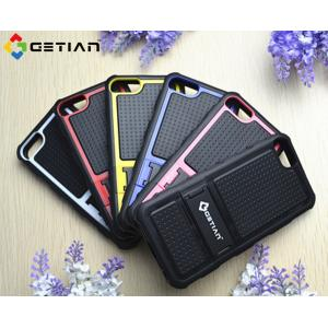 China Color Changable Couple iPhone 5 Protective Cases with Card Holder on sale