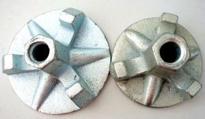 China Гайка барашковая, Гайка фланцевая, flange wing nut, formwork accessories on sale