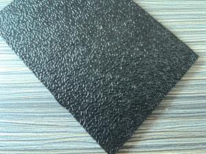 China Black color custom hdpe plastic cutting board heavy duty loading 96inch on sale