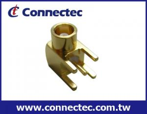 China RF Coaxial Assembly RF Coaxial Connector MCX Series RF Connector MCX Jack for PCB on sale