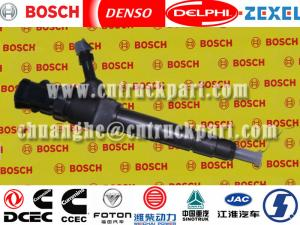 China BOSCH DIESEL INJECTOR,BOSCH COMMON RAIL INJECTOR,0445110250,FOR MAZDA BT 50 WLAA-13-H50 on sale