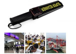 China Super Scanner Handheld Metal Detector For Military And Police Security Inspection on sale