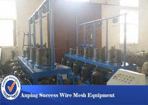 China Continuous Multi Wire Drawing Machine For Making Nails 6050x1685x2100mm on sale