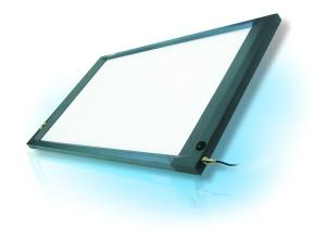 China Veterinary LED x-ray illuminator MST-4000I single union,x-ray film viewer box,negatoscope on sale